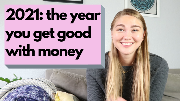 Introducing 12 Months to Get Good with Money: Small steps to make big changes with your money | Your January goal