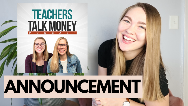 Announcing the Teachers Talk Money Podcast