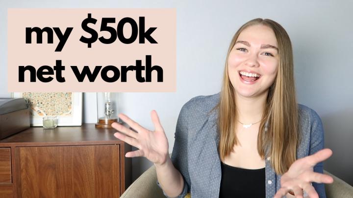 $50k Teacher Net Worth at Age 24 | May 2021 Net WorthUpdate