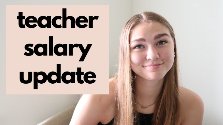 i'm getting a huge raise– here's how i'm using it | teacher salary update | Teachers TalkMoney